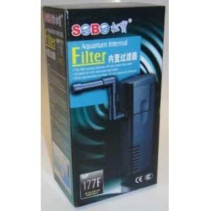 """""""Sobo WP 177 F"""" - вътрешен филтър за аквариум"""
