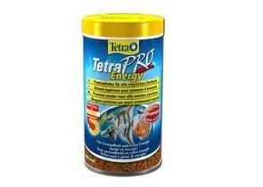 """""""TetraPro Energy Crisps"""" - Премиум клас храна за всички тропически рибки"""