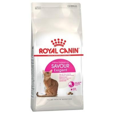 """""""Royal Canin Exigent Savour Sensation"""" - За чувствителни към текстурата на храната котки"""