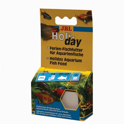 JBL Holiday 36gr - Храна на блокчета, разтваряща се за период от две седмици