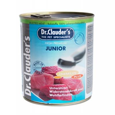 """Dr. Clauder's Junior"" - Месни хапки за кученца от 1 до 12 месеца, 400 гр./800 гр."