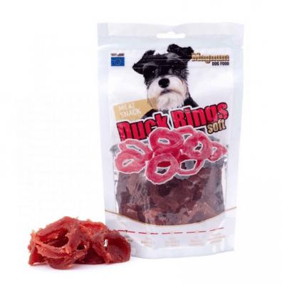 Лакомство за куче Magnum Кръгчета от патешко месо, 80гр