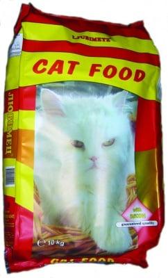 """Любимец Бекон"" - Суха храна за котки"