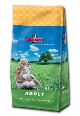 """""""CASA-FERA ADULT"""" - Храна за зрели котки - 1.5 кг."""