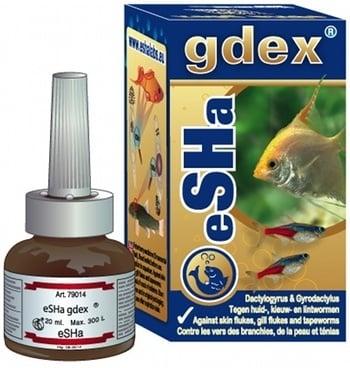 """""""Esha gdex"""" - Препарат срещу паразити"""