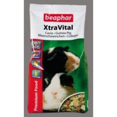 """""""Xtra Vital"""" - Храна за морски свинчета"""