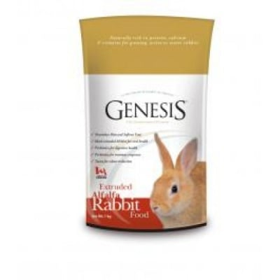 Genesis Ultra Premium /екструдирана храна за зайци/ - 1.00 кг