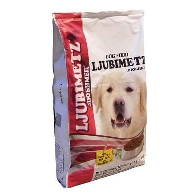 """""""Храна за кучета"""" - Агнешко и ориз"""