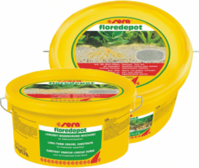 sera Floredepot - субстрат за засаждане на р-я