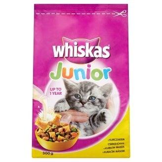 """Whiskas kitten"" - Суха храна за котенца до 12 месеца с пилешко месо"