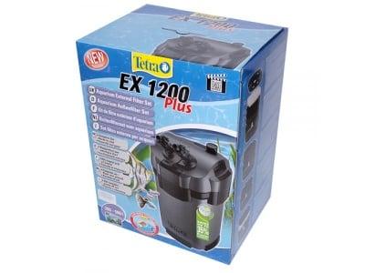 """""""Tetra EX 1200 PLUS"""" - Външен филтър за аквариуми до 500 л."""
