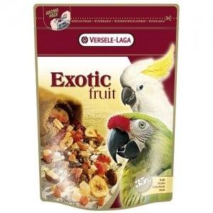 """""""Exotic Fruit"""" - Храна за големи папагали с екзотични плодове"""