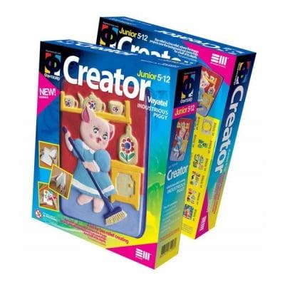 Креативен комплект Creator «Industrious piggy»