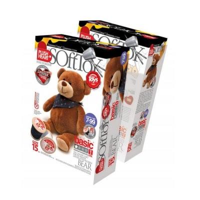 Креативен комплект PLUSH HEART «Bear»