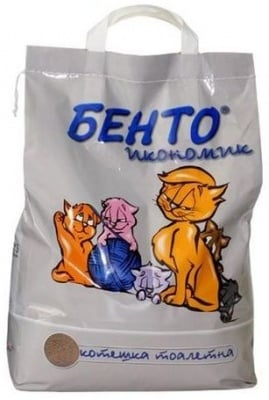 """""""БЕНТО икономик"""" - Котешка тоалетна"""
