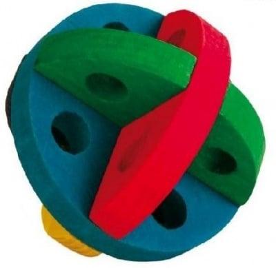 """Trixie"" - Играчка за гризачи - Дървена топка"