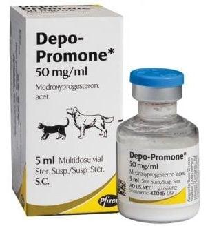 Депо-промон 5 мл
