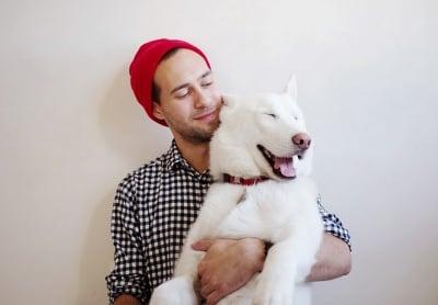 Джон и вълка му