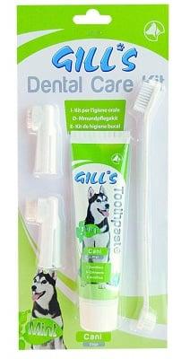 """""""Croci"""" - Комплект паста за зъби + четка и два напръстника"""