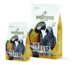"""""""Wellness"""" -  Премиум храна за папагали Жако, Ара и Амазонки"""
