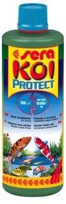 """""""KOI PROTECT"""" - За защита на рибките"""