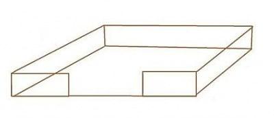 Конструкция на дивана за кучета