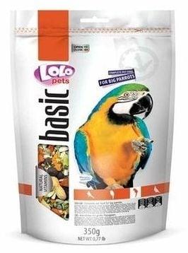 """""""LOLO PETS"""" - Храна за големи папагали"""
