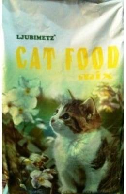 """""""Любимец микс"""" - Суха храна за котки"""