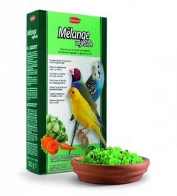 """""""Melange vegetable"""" - Храна обогатена с естествени растителни добавки"""