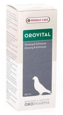 """""""OROVITAL"""" - За по-добро представяне на състезателните гълъби"""
