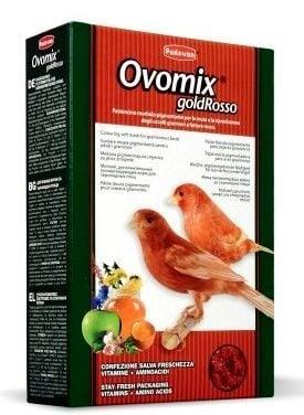 """Хранителна добавка """"Ovomix goldRosso"""""""