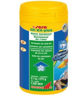 """""""GH/KH-plus"""" - Повишаване едновременно общата и карбонатна твърдост на водата"""