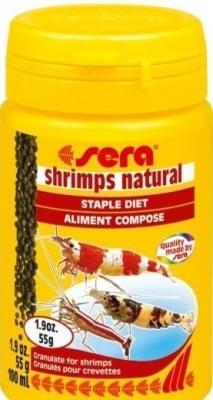 """""""Shrimps Natural """" - За брилянтни цветове и успешно размножаване на сладководни и соленоводни скариди"""