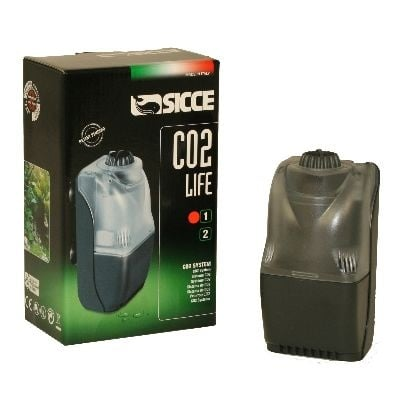 """""""Sicce"""" - Системи за СО2"""