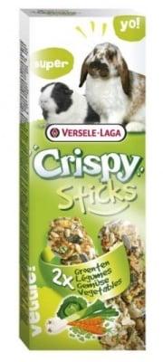 """""""Sticks Rabbits&Guinea Pigs Vegetables"""" - Крекер за морски свинчета и зайчета със зеленчуци"""