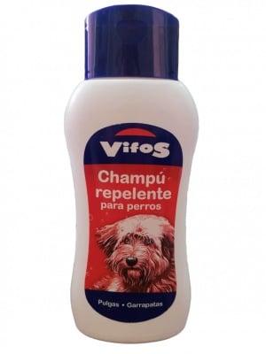 Vifos - Противопаразитен шампоан за кучета