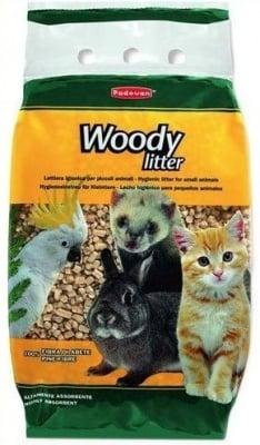 """""""Woody litter"""" - Пресовани борови стърготини"""
