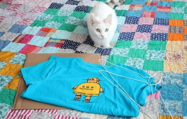 Необходими материали за къщичка за котки