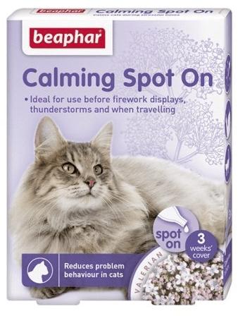 """Calming Spot On"" – Успокояващи пипети за котки"