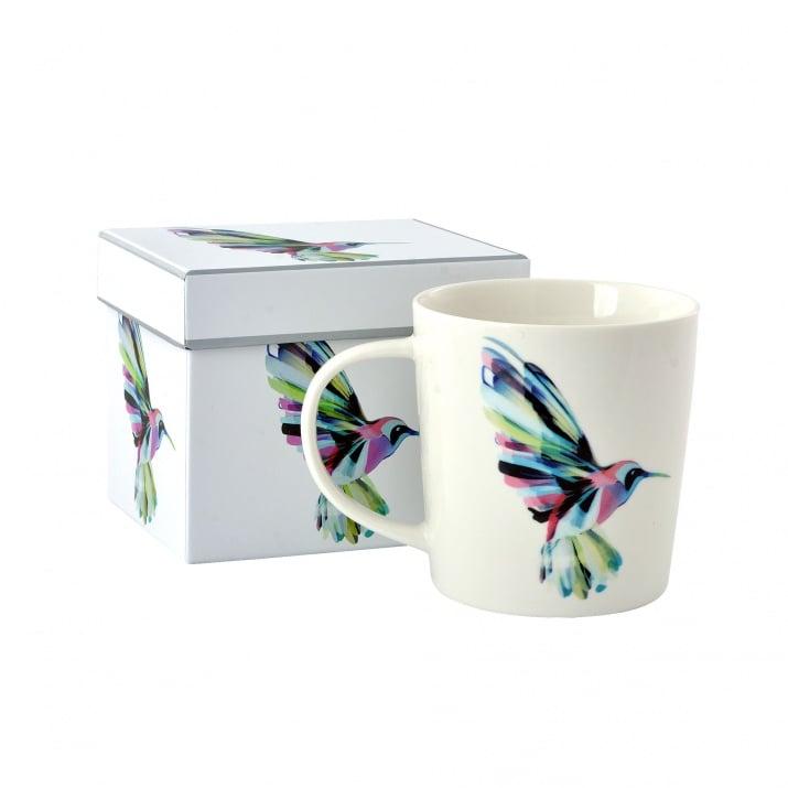 Порцеланова чаша - Hummingbird