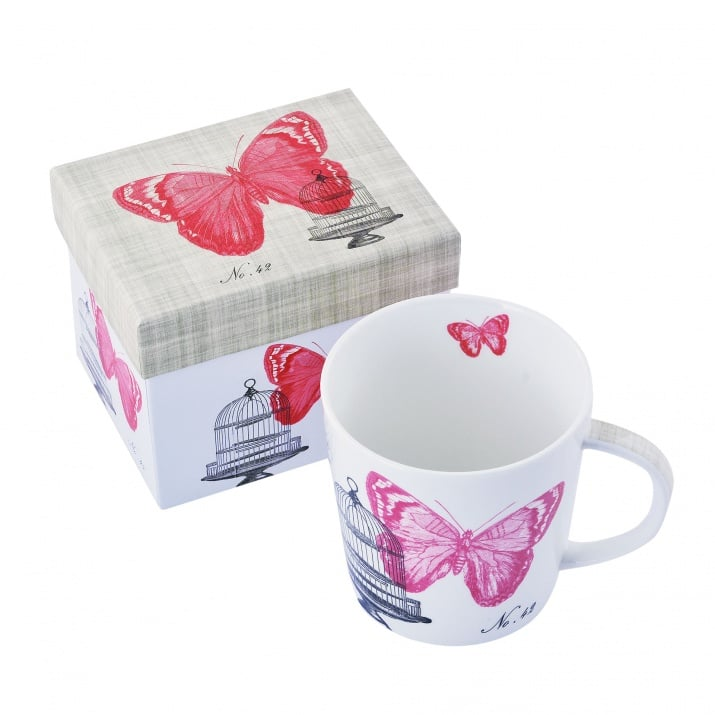 Чаша Piedmont Papillon - Пеперуда