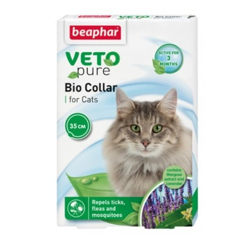 """Beaphar-Bio Band"" - Репелентен нашийник за котки"