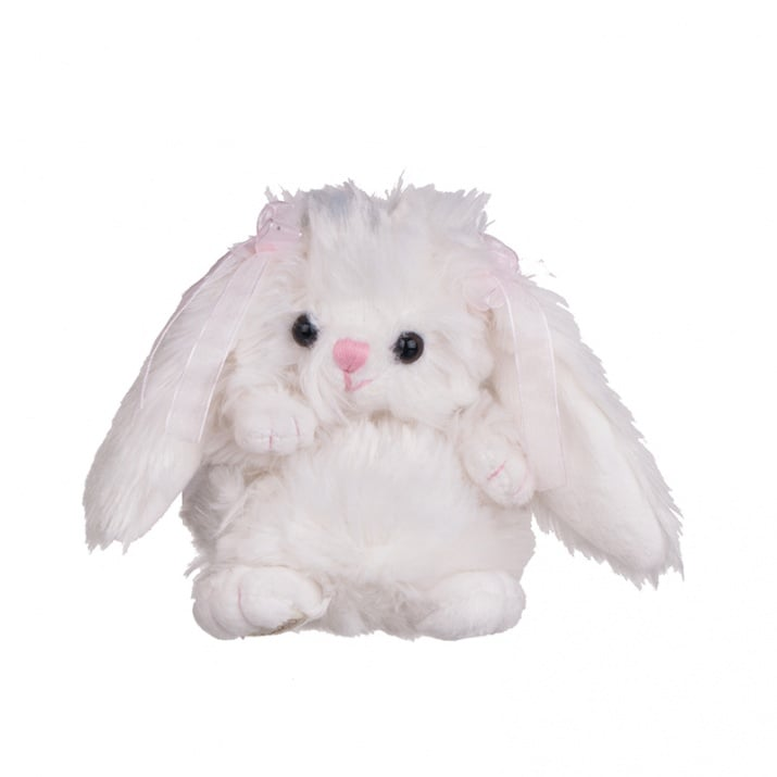 Плюшена играчка заек, 15 см.