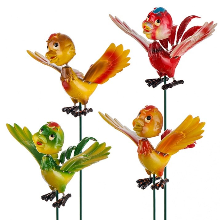 Красива декорация - пиленце