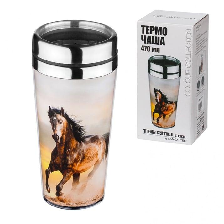 Термо чаша кон, 470 мл
