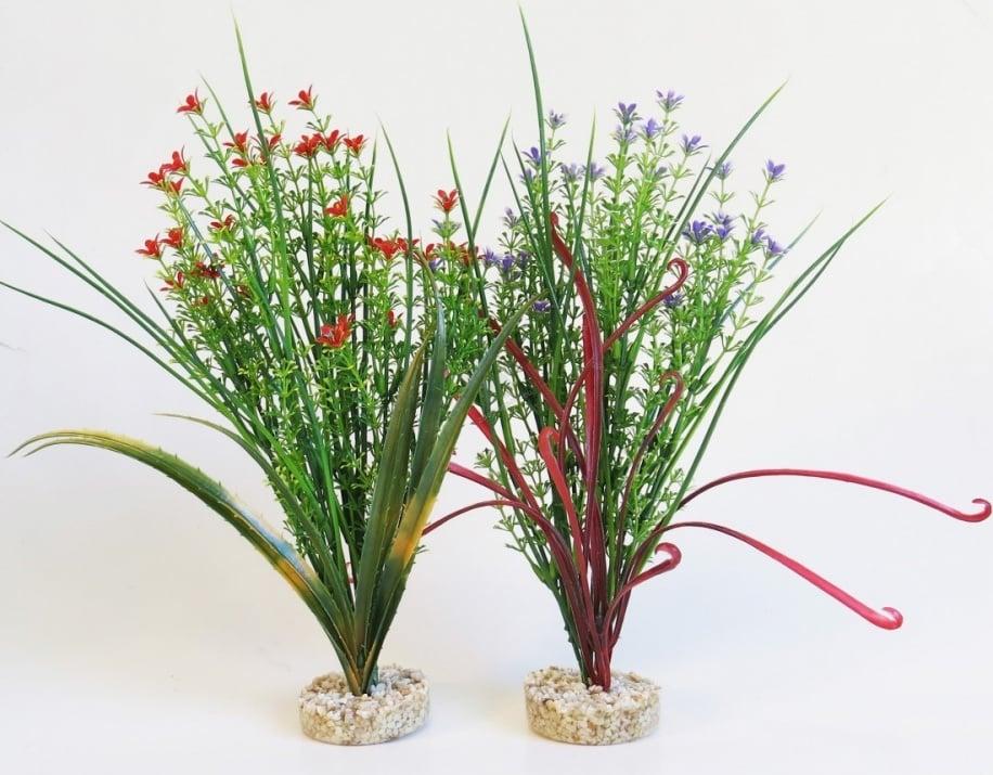 """""""Aqua Bouquet Plant"""" - Изкуствено растение за аквариум"""