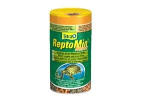 """""""ReptoMin Menu"""" - Комнация от 3 вида храни за костенурки"""