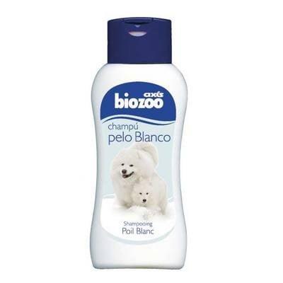 Шампоан за кучета с бяла козина
