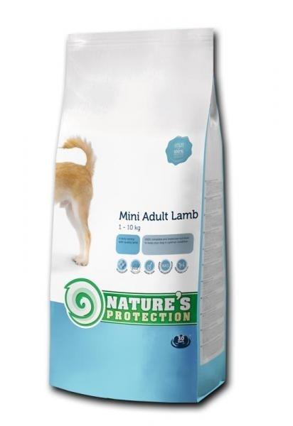 """""""Mini Adult Lamb"""" - Храна с агнешко месо за малки породи"""
