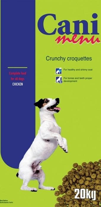 """""""Cani menu"""" -  Крокети с пилешко месо за кучета"""
